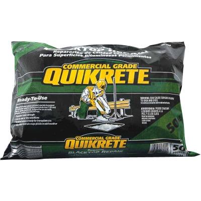 Quickrete 50 Lb. Commercial Grade Permanent Asphalt Repair & Patch