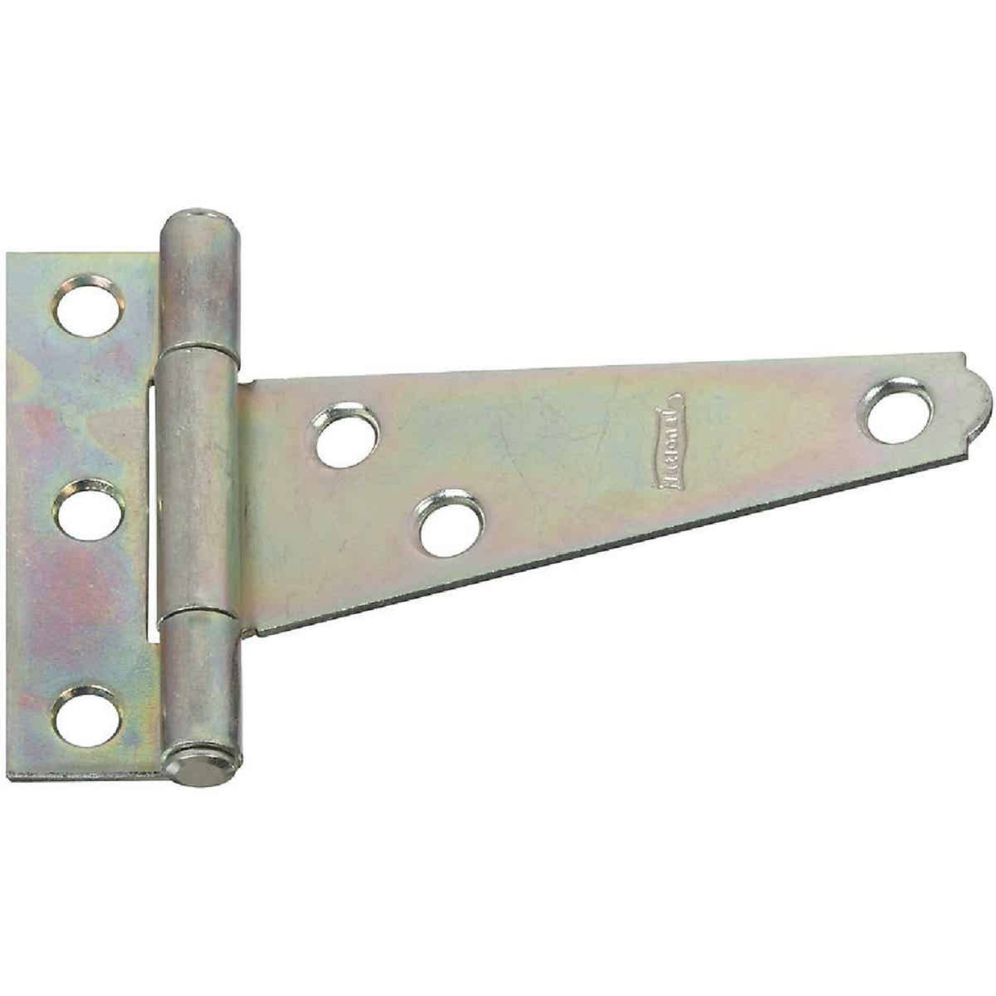 National 3 In. Light Duty T-Hinge With Screw (2 Count) Image 1
