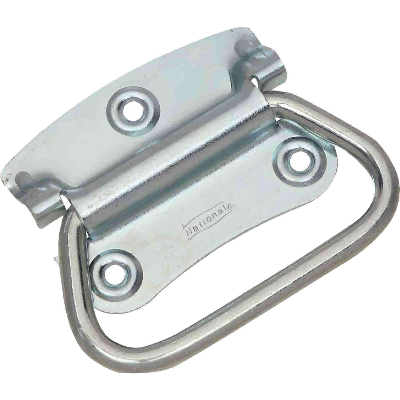 "National Zinc 2 3/4"" Steel Chest Handle Image 1"
