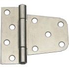 National 3-1/2 In. Zinc Heavy-Duty Gate Hinge Image 1