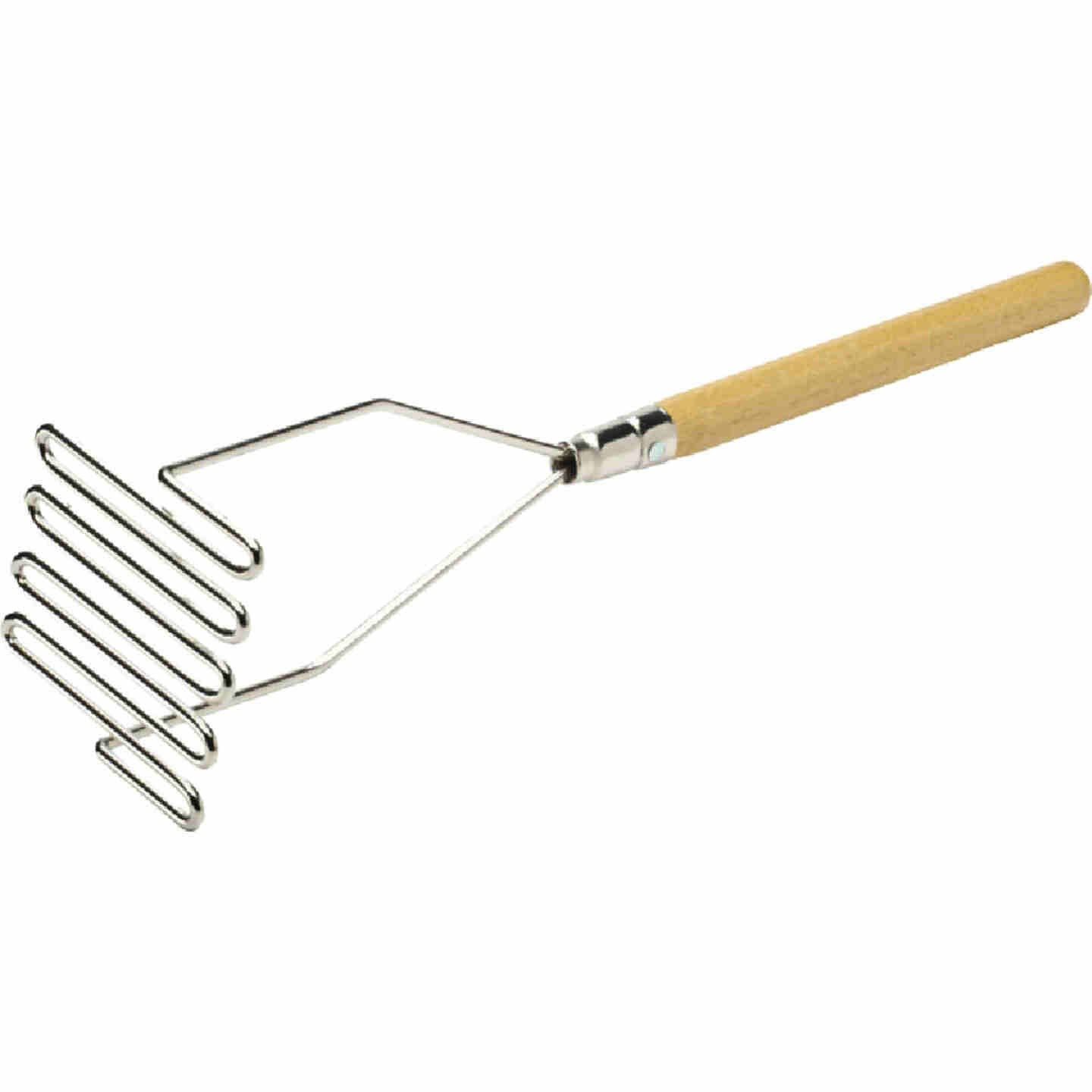 Marshalltown Drywall & Paint Steel 14 In. Mud Mixer, Wood Handle Image 1