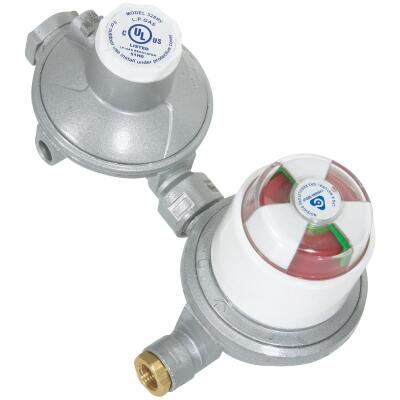 MR. HEATER Bulk Cylinders Low Pressure LP Low-Pressure Regulator