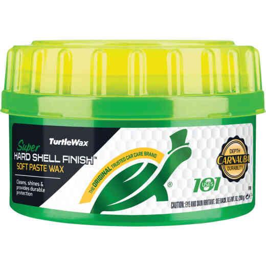 Turtle Wax Super Hard Shell Paste 9.5 Oz. Car Wax